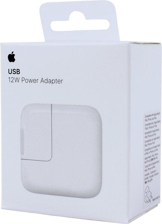 12 Watt Apple Adapter - Origineel blister