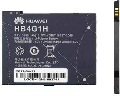 Batterij Huawei Ideos S7 Slim HB4G1H