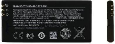 Batterij Nokia Lumia 822 BP-4W