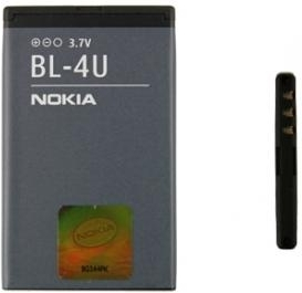 BL-4U Battery Li-Ion 1000 mAh