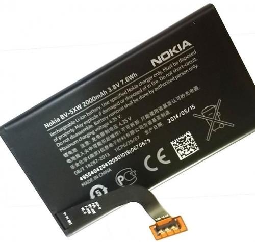 Batterij Nokia Lumia 1020 Origineel+ gratis datakabel