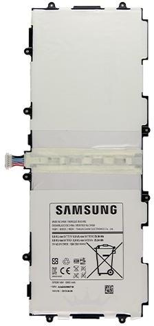 Batterij Samsung Galaxy Tab 3 10.1 Origineel SP29A8C5H