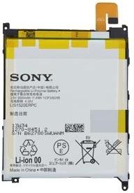 Batterij Sony Xperia Z Ultra LIS1520ERPC Origineel