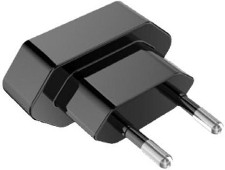 EU Plug voor BlackBerry RC-1500 Reislader - Origineel - Zwart