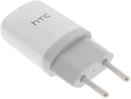 Adapter HTC 1 Ampere - Origineel - Wit