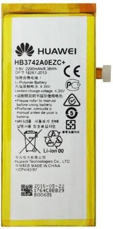 Huawei P8 Lite batterij HB3742A0EZC vervangende accu 2200mAh voor P8 Lite