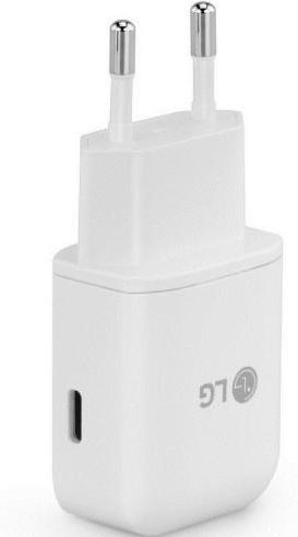 Adapter LG USB-C 3.0 Ampere - Origineel - Wit