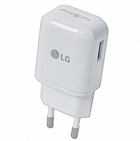 Adapter LG Snellader 1.8 ampere - Origineel - Wit