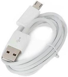 LG Datakabel Micro-USB Origineel Wit