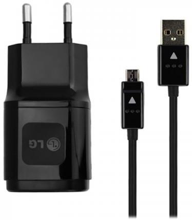 LG oplader + micro USB kabel origineel
