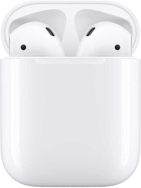 Apple AirPods 2 (2019) met draadloze oplaadcase