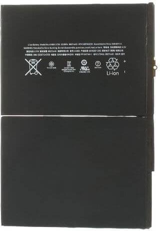 Apple iPad Air Batterij A+ Kwaliteit