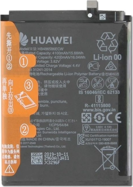 Huawei Honor V30 Origineel HB486586ECW