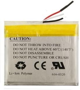 Batterij geschikt voor Apple iPhone 2G APN 616-0320