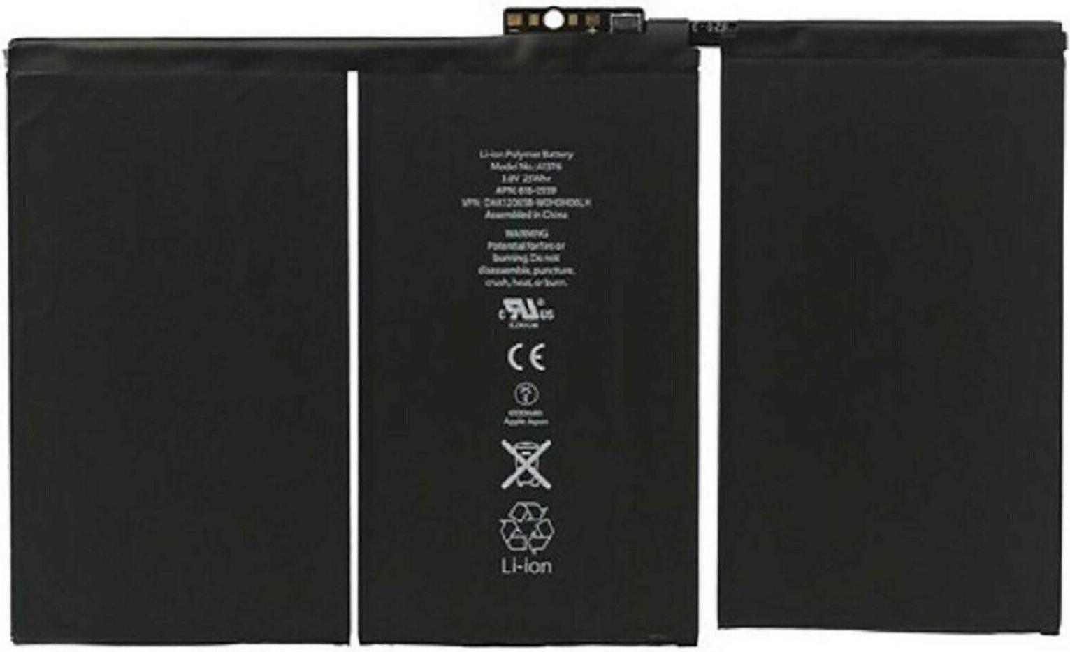iPad 2 Batterij A+ Kwaliteit