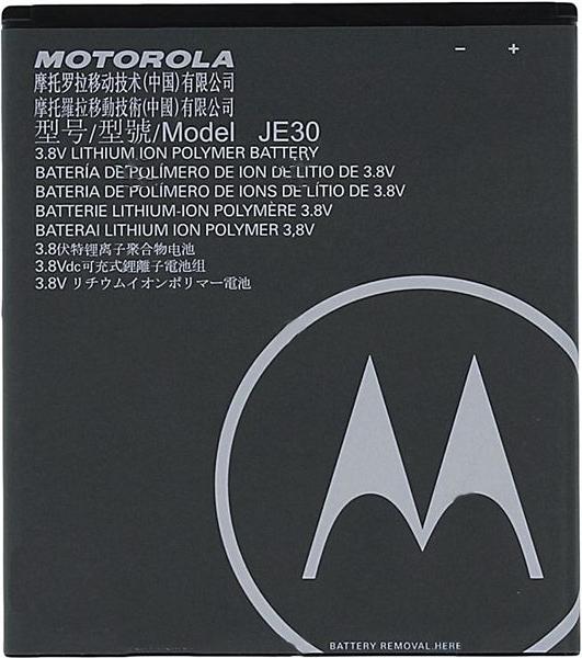 Motorola Moto E5 Play Batterij origineel JE30