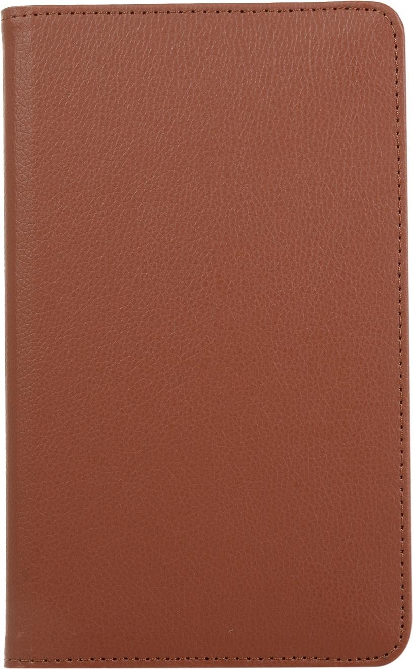 Samsung Galaxy Note 10.1 2014 Draaibare Book Case - Bruin