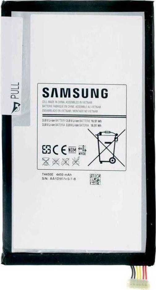 Batterij Samsung Galaxy Tab 3 8.0 T310 origineel T4450E