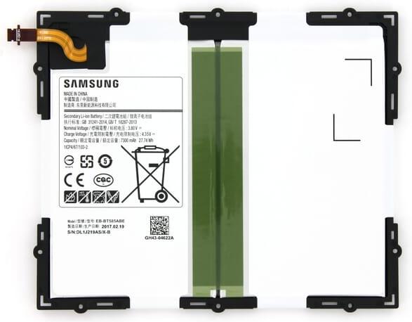Samsung Galaxy Tab A 2016 (10.1) SM-T580 / SM-T585  -  Batterij