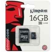 SD Kaart 16GB Kingston - 10